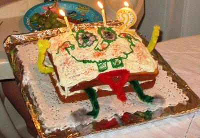 My Cake Wreck Jennifer Chronicles