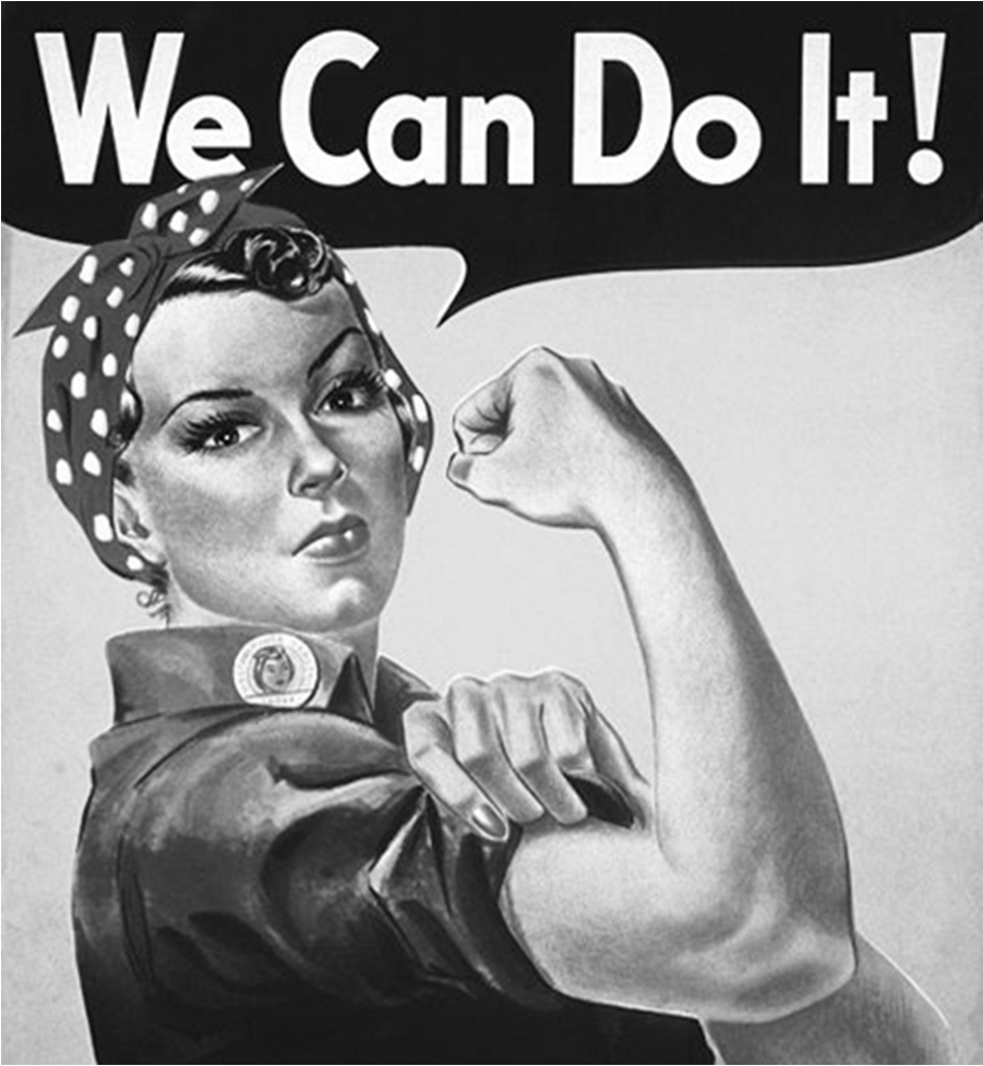 Rosie Riveter A story about sexual harassment