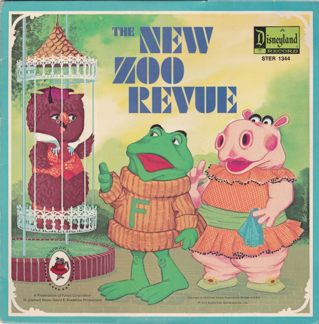 Whatever happened to the New Zoo Revue