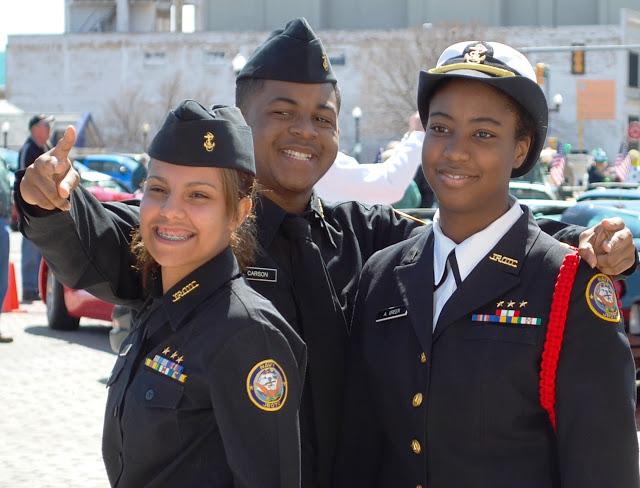 ROTC Students Oklahoma City
