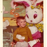 No-mouth Easter Bunny, 1970