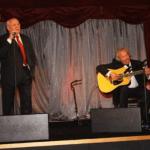 Gorbachev sings Russian love song, denounces Communist Party