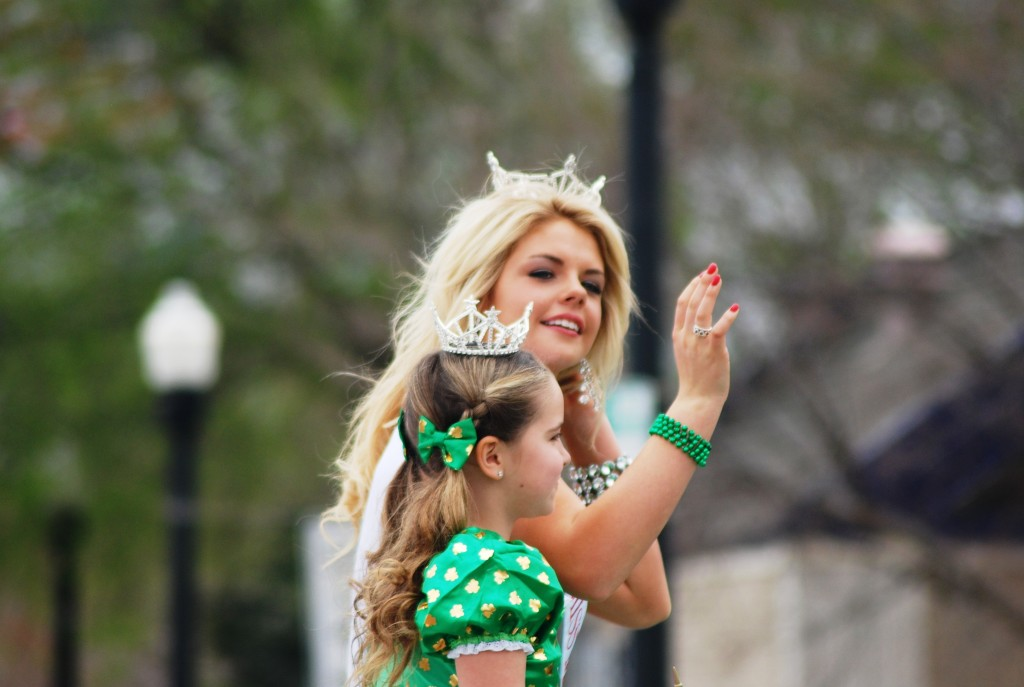 St. Patrick's Day Queen Something
