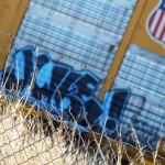 Union Pacific, Gaddafi and St. Patrick's Day Graffiti