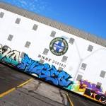 Graffiti Styles on Trains