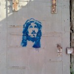 Jesus Graffiti