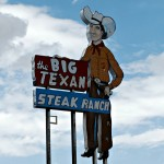 Big Texan Inn Amarillo