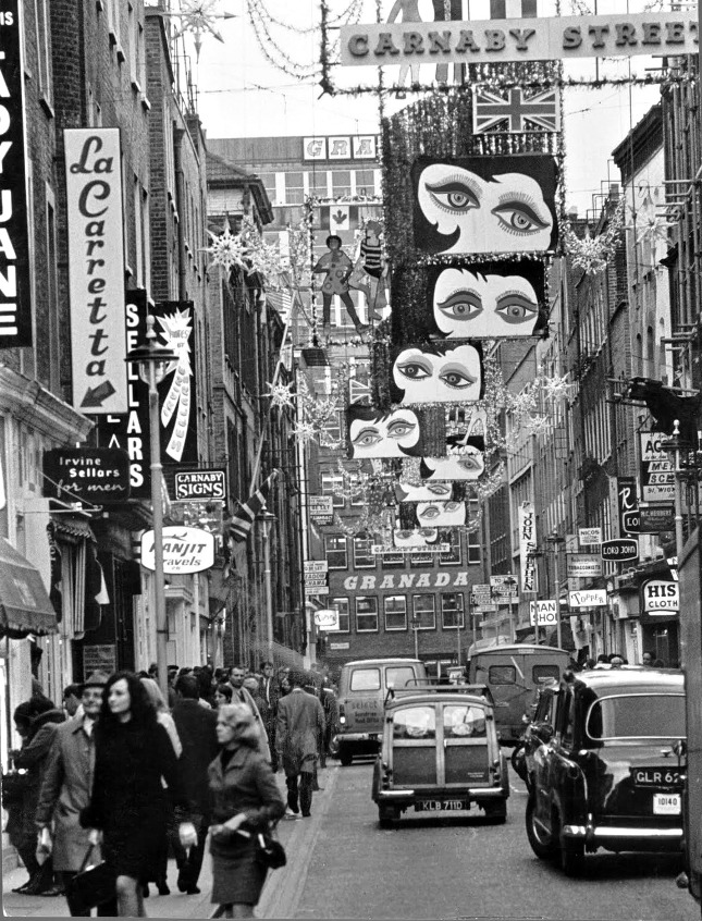Christmas 1967: Carnaby Street