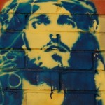 Graffiti Jesus