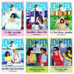 Jennifer Books Modeled After Are You There God It's Me Margaret