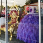 Purple Mexican Dress
