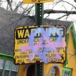 The Warning Signs: Heart Graffiti