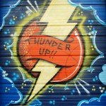 Thunder Up: Soccer Moms Invade OKC Graffiti Zone