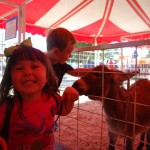Oklahoma State Fair [8 photos of our family]