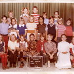 Before the Friend Crisis | 1976 Class Photo