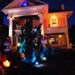 oklahoma city's halloween tour of homes
