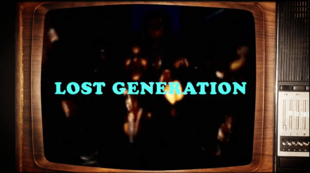 Lost Generation by Rizzle Kick