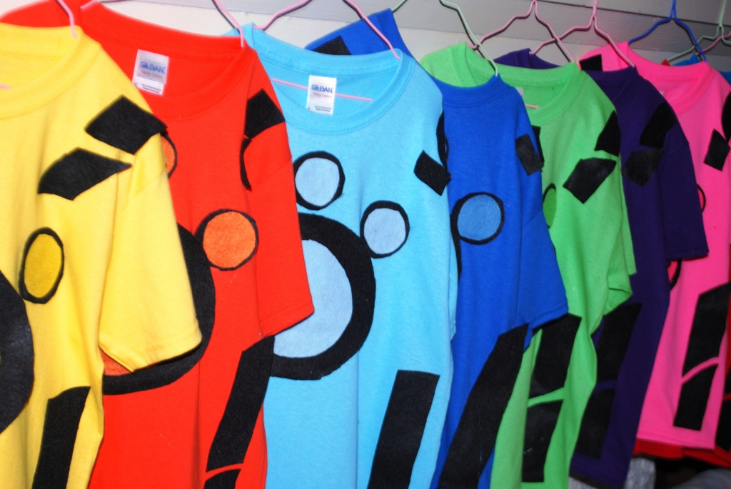 wild kratt T-shirts birthday party