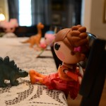Lalaloopsy Dinosaur Tea Party