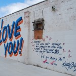 I Love You Graffiti