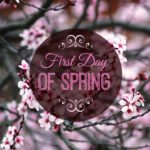 First Day of Spring 2014