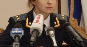 Crimea's Natalia Poklonskaya Captures Worldwide Attention