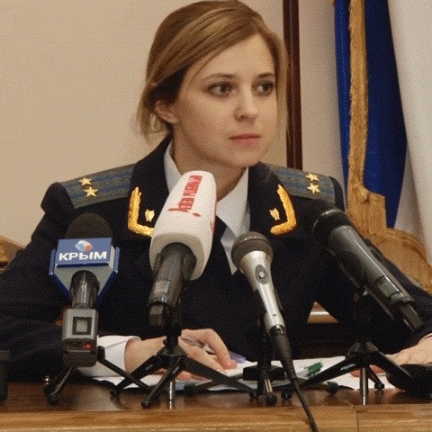 Natalia Poklonskaya, Attorney General for Crimea