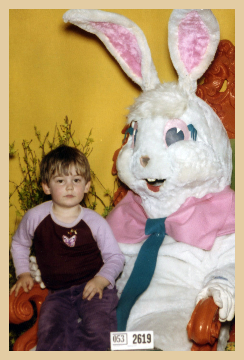 Scary Easter Bunny Photos Scary easter bunny picture