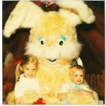 Ghosts of Easter Past: Vintage Easter Bunny Pictures