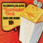McDonalds Wastebasket Bank