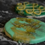 Beautiful St. Patrick's Day Cookies