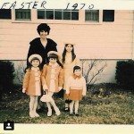 Matching Easter Outfits 1970s