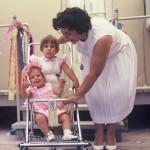 1960s Baby Stroller