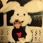 Funny Rabbit Easter 1990