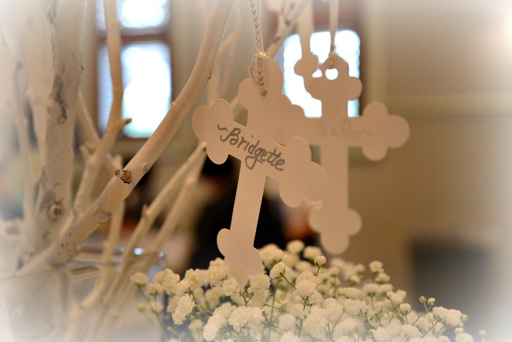 First Communion Decorations Paper Cross