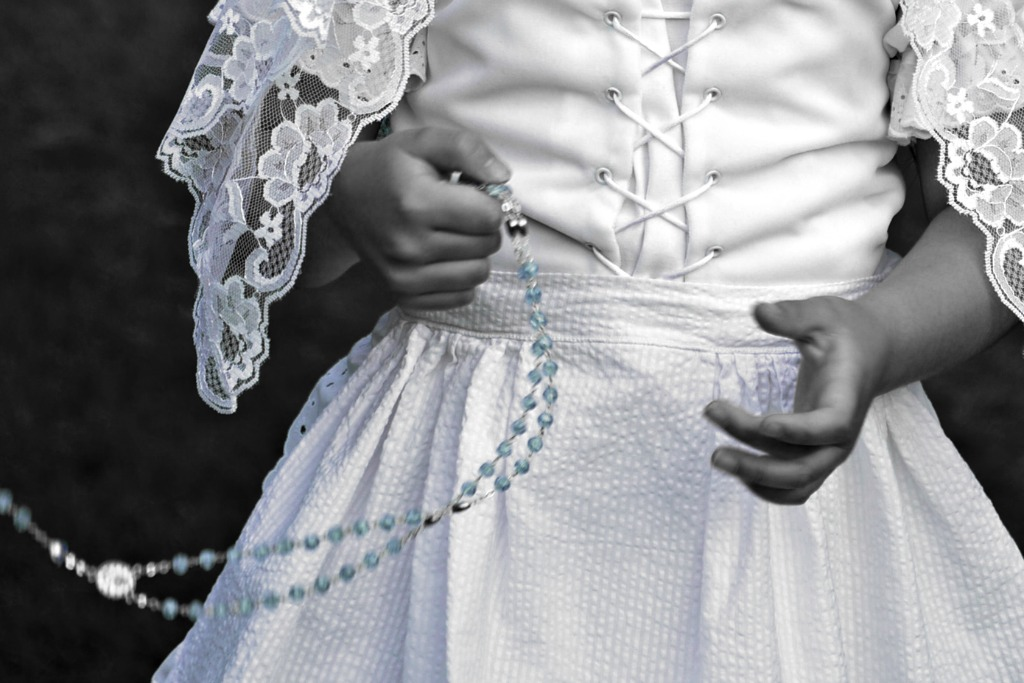 Rosary First Communion