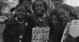 Daily Photo: Children's March for Survival, 1972
