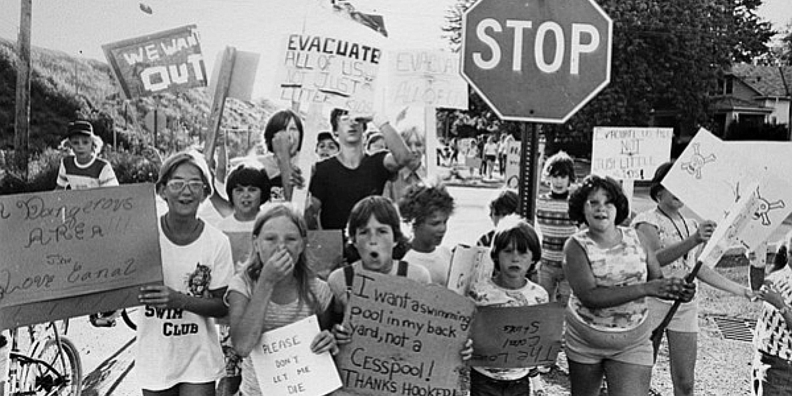 5 Forgotten Protests of Generation X