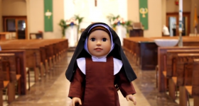 St Therese Doll