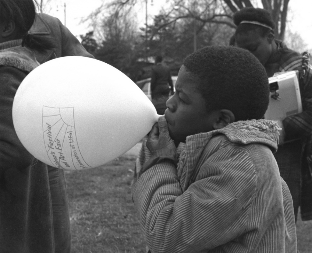 Washington D.C. 1972 Children on Welfare Demand Reform