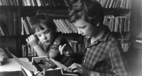 Magical Cold War Russian Family Photos