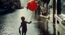 The Red Balloon (With Thoughts on the Terrorist Attack in Paris)