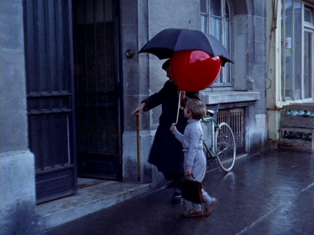 red balloon film france