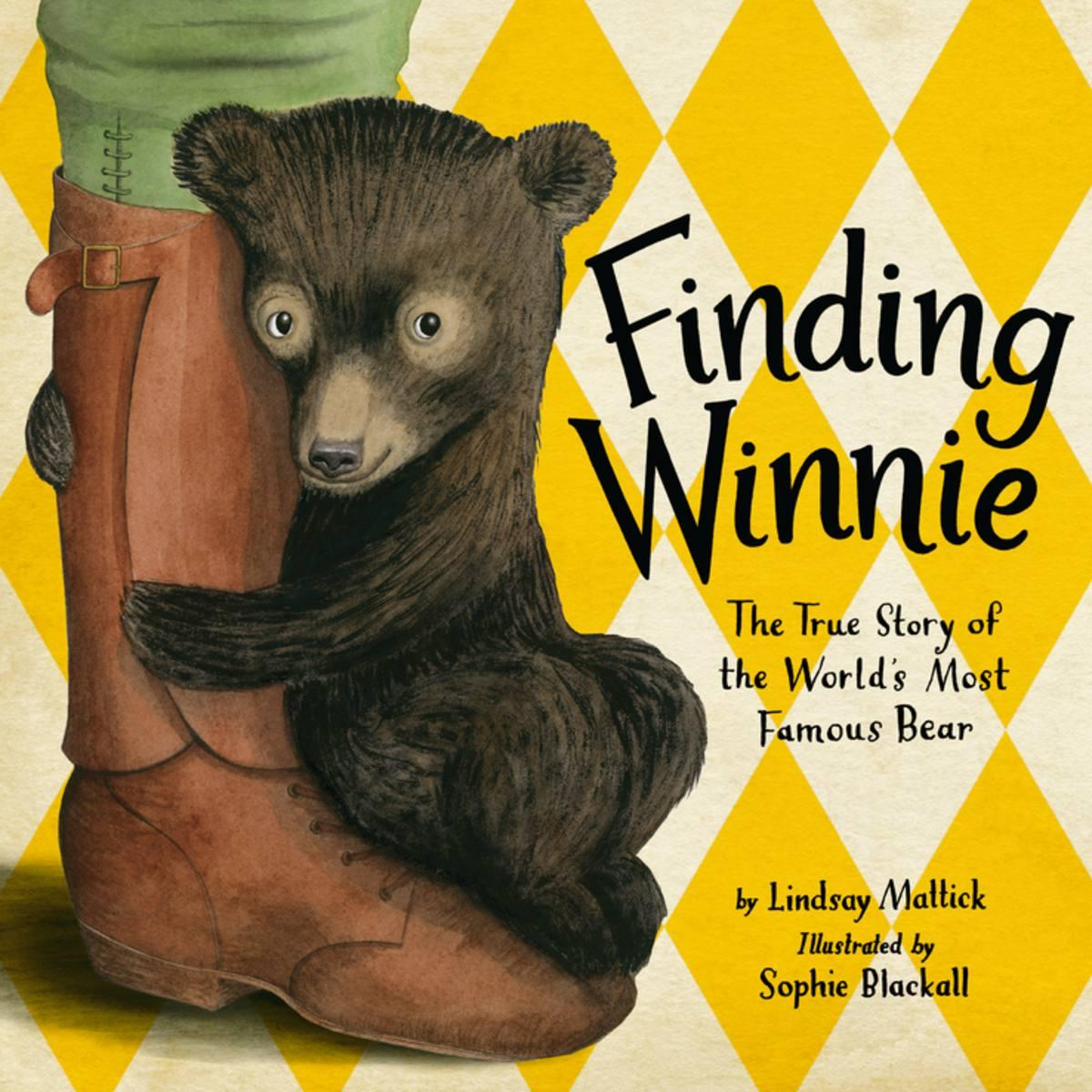 Finding Winnie Cover