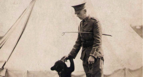 Winnie-the-Pooh Bear's Amazing Connection to World War I