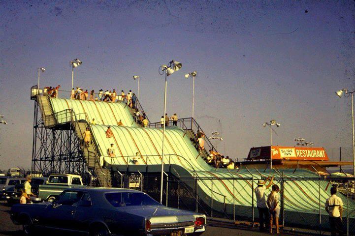 Topanga Slide