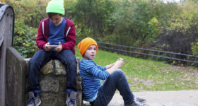 New Report on Screenagers, a.k.a , Generation Z + Gen X Links