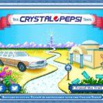 Sneak Peek: Crystal Pepsi Trail Game