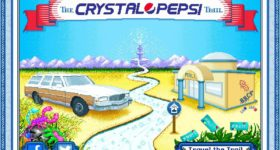 Sneak Peek: Crystal Pepsi Trail Game