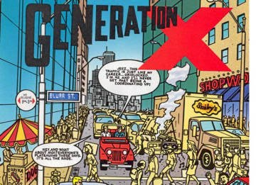 Coupland (Generation X comic)